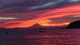 夕方の逗子海岸.jpg