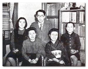 松本先生とご家族